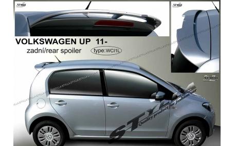 Спойлер Volkswagen Up!