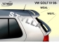 Спойлер Volkswagen Golf 4