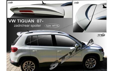Спойлер Volkswagen Tiguan