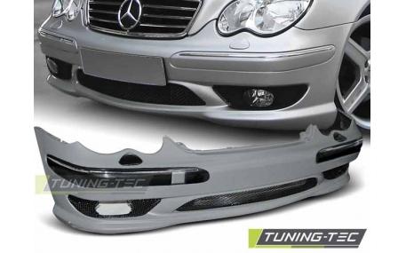 Бампер передний Mercedes C-class W203