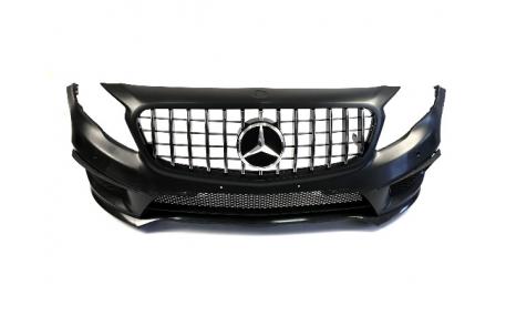Бампер передний Mercedes GLA-class X156
