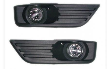 Противотуманки Ford Focus MK2