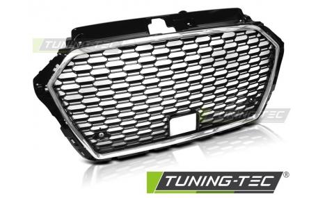 Решетка радиатора Audi A3 8V