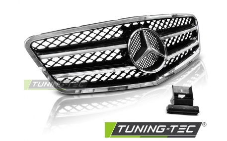 Решетка радиатора Mercedes E-class W212