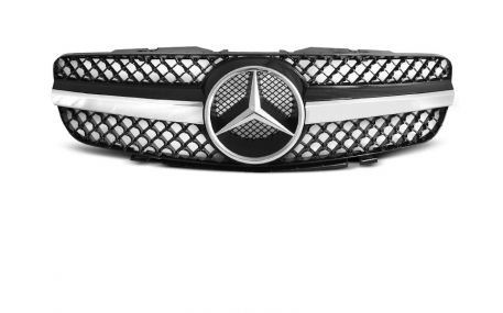 Решетка радиатора Mercedes SL-class R230