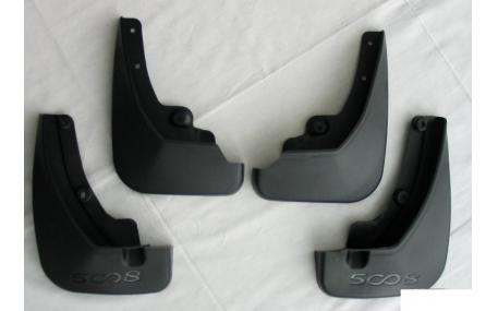 Брызговики Peugeot 5008