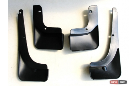 Брызговики Toyota RAV4