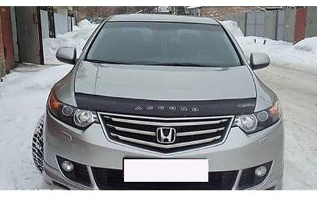 Дефлектор капота Honda Accord