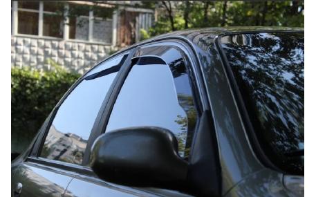 Дефлекторы окон Audi 100 C4