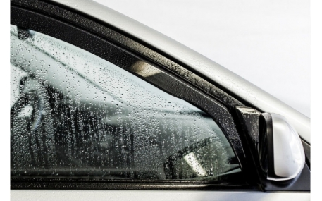 Дефлекторы окон Renault Clio