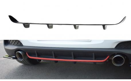 Накладка задняя Hyundai I30 N Mk3
