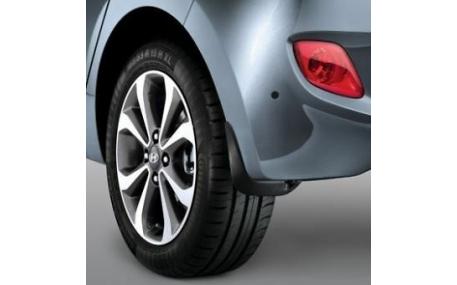 Брызговики Hyundai i10