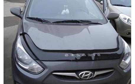 Дефлектор капота Hyundai Accent