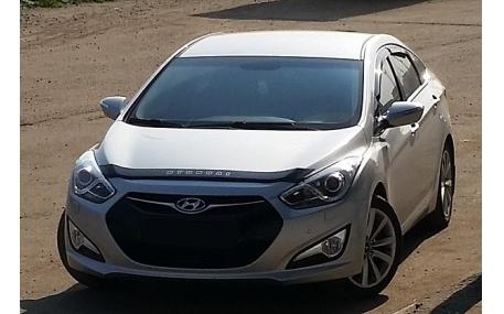 Дефлектор капота Hyundai i40