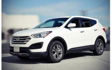 Дефлекторы окон Hyundai Santa Fe