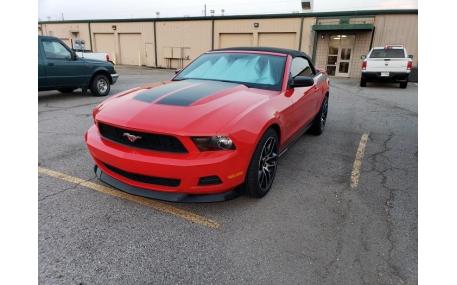 Накладка передняя Ford Mustang