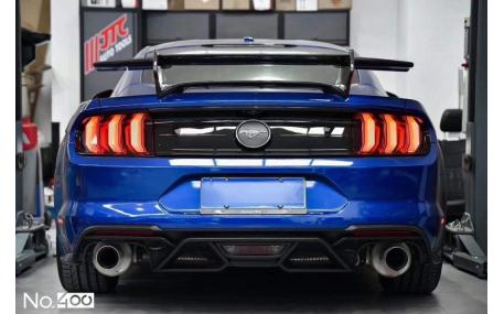 Бампер задний Ford Mustang