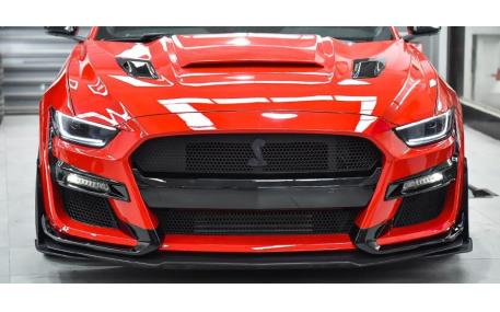Бампер передний Ford Mustang