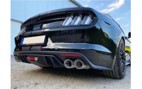 Накладка задняя Ford Mustang