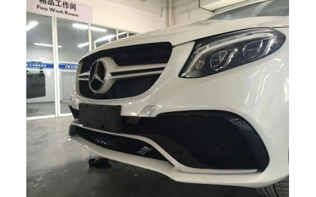 Комплект обвеса Mercedes GLE-class Coupe