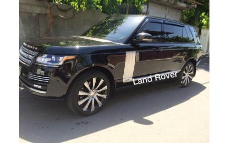 Дефлекторы окон Range Rover Vogue