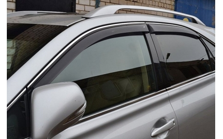 Дефлекторы окон Lexus RX