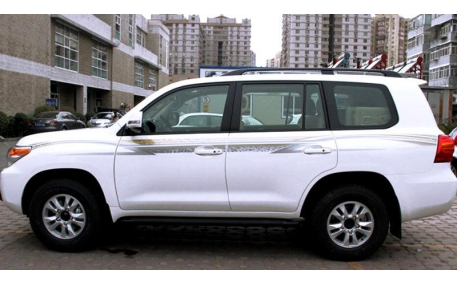 Рейлинги Toyota Land Cruiser 200