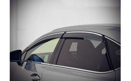 Дефлекторы окон Lexus NX