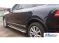 Подножки Subaru Forester