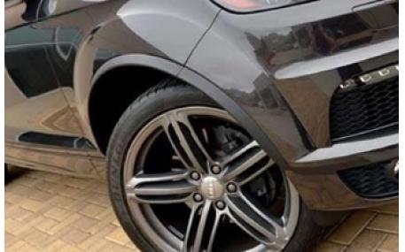 Арки Audi Q7