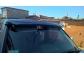 Козырек Mitsubishi Pajero Wagon