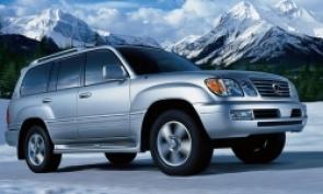 LX 470 (1998-2007)