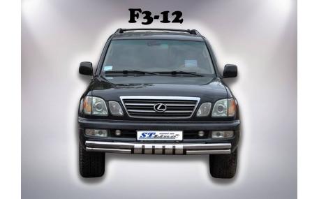 Защита передняя Lexus LX470