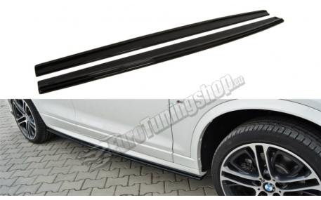 Пороги BMW X4