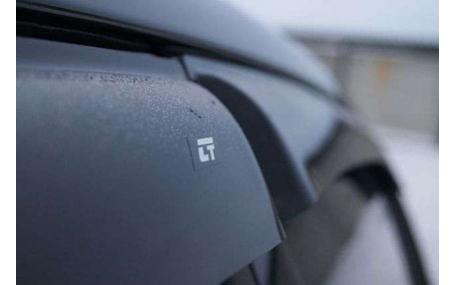 Дефлекторы окон Mercedes GLE-class V167