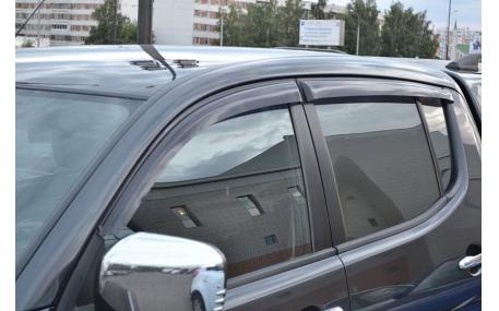 Дефлекторы окон Mitsubishi L200