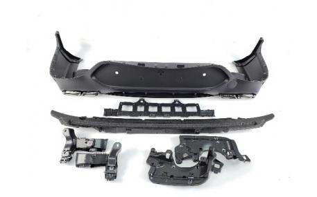 Накладка задняя Mercedes GLС-class С253