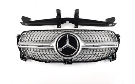 Решетка радиатора Mercedes GLE-class V167
