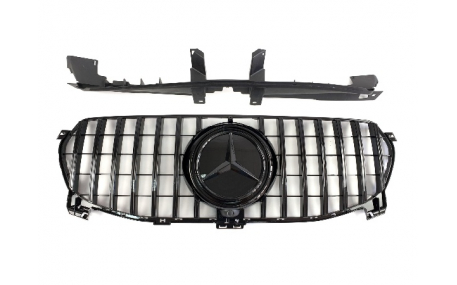 Решетка радиатора Mercedes GLE-class W167