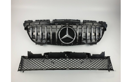 Решетка радиатора Mercedes SLK-class R172
