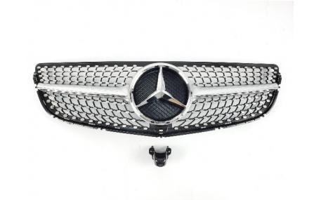 Решетка радиатора Mercedes E-class W207
