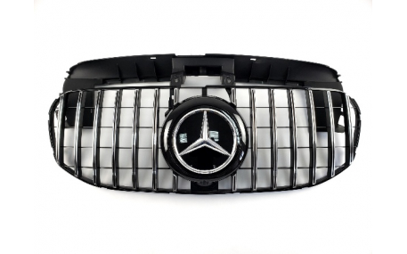 Решетка радиатора Mercedes GLS-class X167