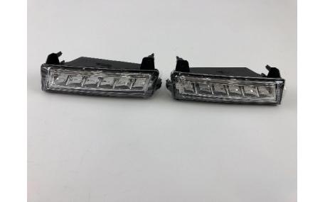 Дневные ходовые огни Mercedes ML-class W164