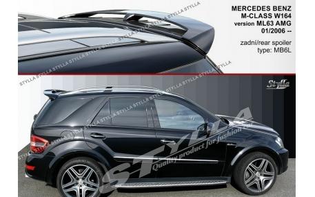 Спойлер Mercedes ML-class W164