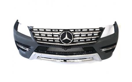 Бампер передний Mercedes ML-class W166