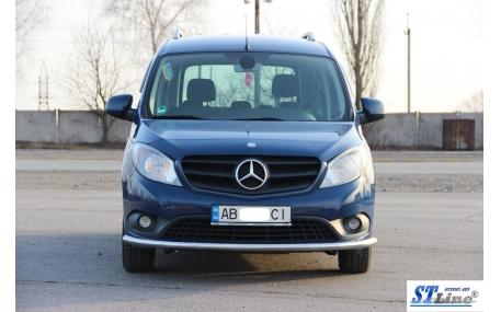 Защита передняя Mercedes Citan