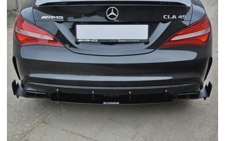 Накладка задняя Mercedes CLA-class W117