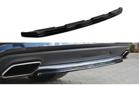 Накладка задняя Mercedes CLS-class W218