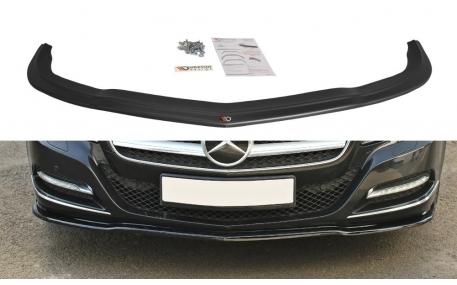 Накладка передняя Mercedes CLS-class W218