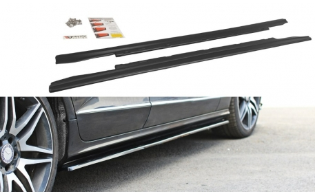 Пороги Mercedes CLS-class W218